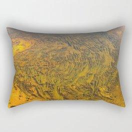 Natural Design Rectangular Pillow