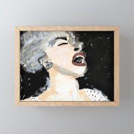 Canto I Framed Mini Art Print