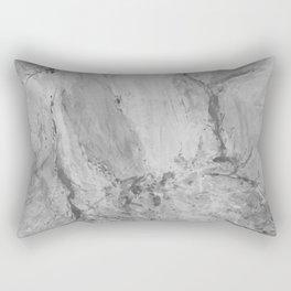 Paperbark - Black & White Rectangular Pillow