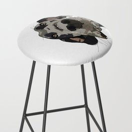 Great Dane Bar Stool