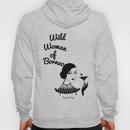 Eva, Wild Woman of Borneo Hoody