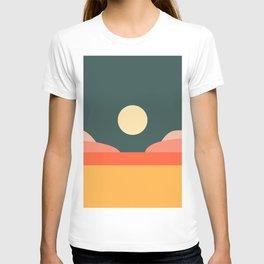 Geometric Landscape 14 T-shirt
