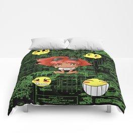 Chibi Edward Comforters