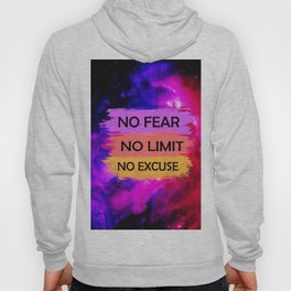 Space Quote Infinite Hoody