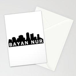 Bayan Nur Skyline Stationery Cards