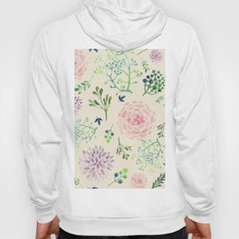 Pastels x Blossoms Hoody