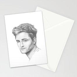 Robert Pattinson Stationery Cards