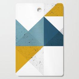 Modern Geometric 19 Cutting Board