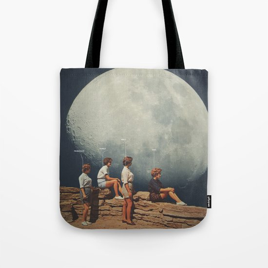 FriendsnotFriends Tote Bag