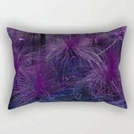 Conway National Park in Purple Rectangular Pillow