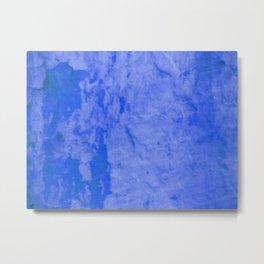 Blue Crush Metal Print