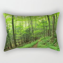 Forest 6 Rectangular Pillow