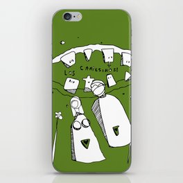 Los Campesinos iPhone Skin
