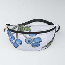 Blue Berries Fanny Pack