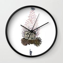 s/t (La Casa di Famiglia) Wall Clock