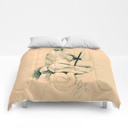 Fontana del Nettuno Comforters