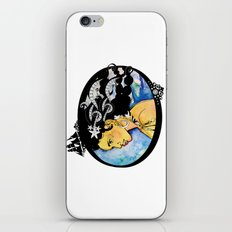 Pirate Nereid - Color iPhone & iPod Skin