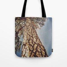 Tree 3 Tote Bag