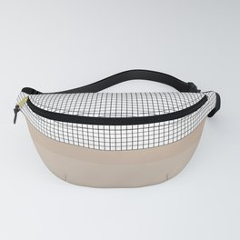 Grid 9 Fanny Pack