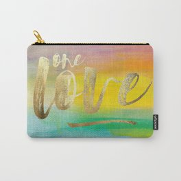 One Love, Ocean Sunrise 2 Carry-All Pouch
