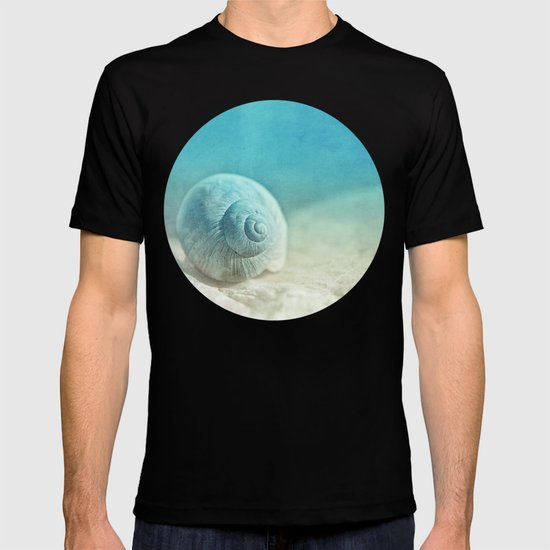 APRICOTEE | Blue version T-shirt
