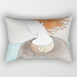 Near The Sea Rectangular Pillow