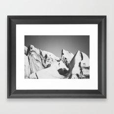 Ice, Ice, Iceland Framed Art Print