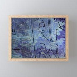 Hope For A Mazzy Fade Framed Mini Art Print