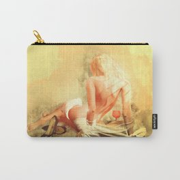 Beautiful Secret - Reflections Carry-All Pouch