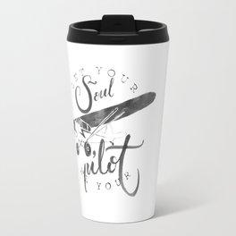Let your soul  Travel Mug