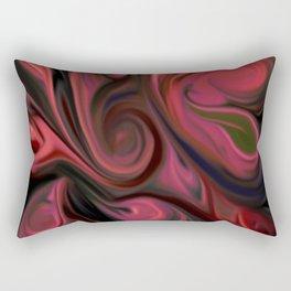 Fire in Our Souls Rectangular Pillow