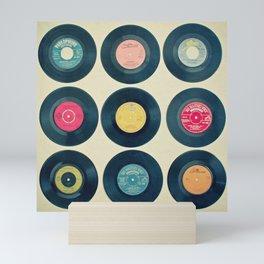 Vinyl Collection Mini Art Print