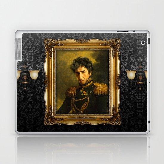 Bob Dylan - replaceface Laptop & iPad Skin