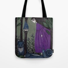 There is a Place in the Woods... Tote Bag