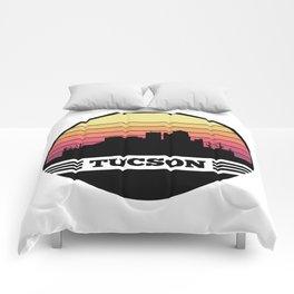 Tucson Skyline Comforters