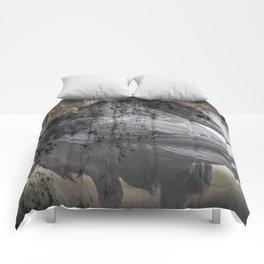 Cold Shoulder Comforters