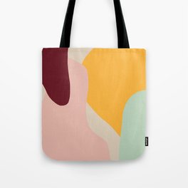 Ziz Abstract Painting Tote Bag