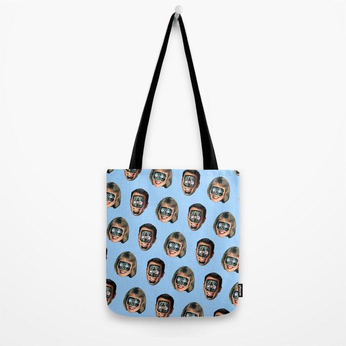 Sholim Pattern Tote Bag