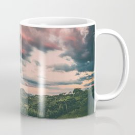 Araucaria in the Sky Coffee Mug