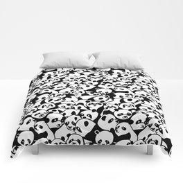 Oh Panda Comforters