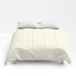 Textile Inspired Comforters
