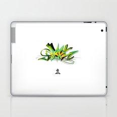 3d graffiti - NYC Laptop & iPad Skin