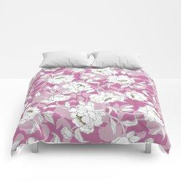 Gentle flora Comforters