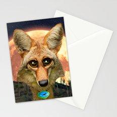 Arizona GQ Coyote Stationery Cards