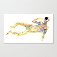 Cuerpo 02 Canvas Print
