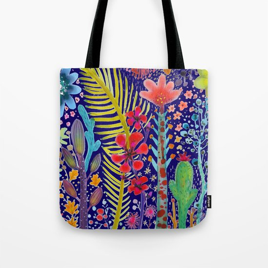 in the migthy jungle Tote Bag