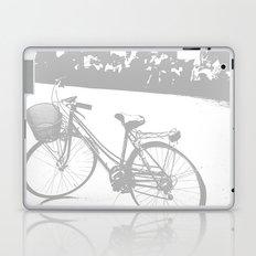bicycle in Rome...  Laptop & iPad Skin