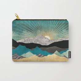 Peacock Vista Carry-All Pouch