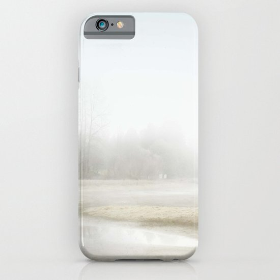 Mysterious Treeline iPhone & iPod Case