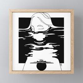 Ripple 15 Framed Mini Art Print